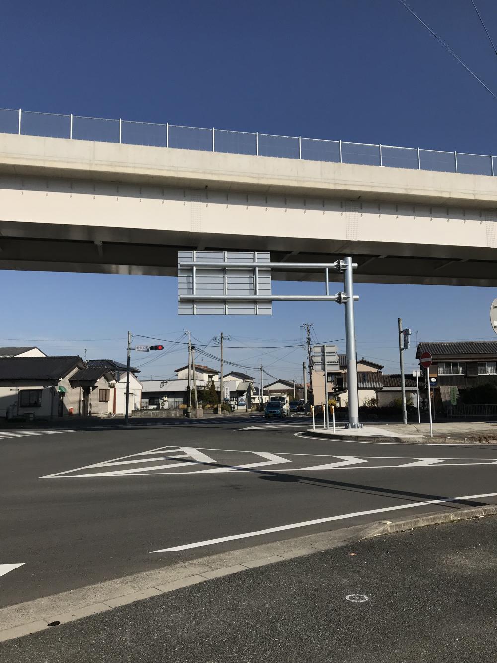 柳川高架橋舗装