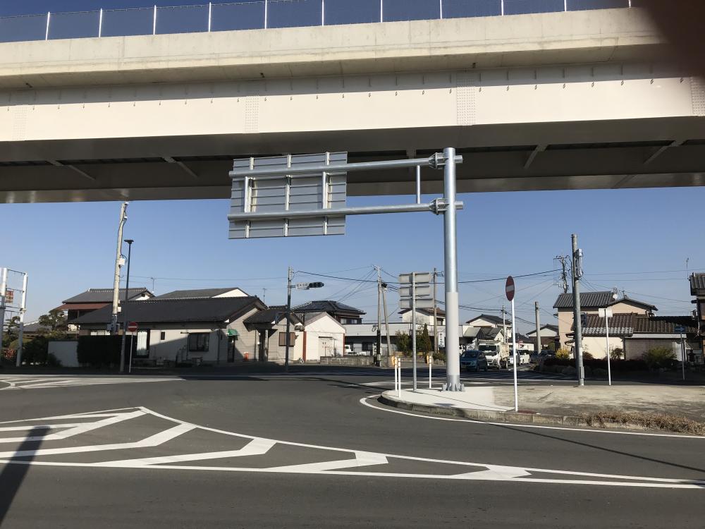 柳川高架橋舗装2